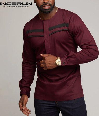 The Attraction of the African Shirt Men's Necktie